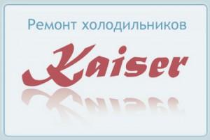 Ремонт холодильников kayser (кайзер)